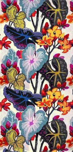 Historically Modern: Quilts, Textiles & Design: Modern Print Monday: Loïs Mailou Jones