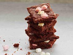 Vaahtokarkkikeksit No Bake Cookies, Baking Cookies, Cheesecake, Cooking Recipes, Pie, Sweet, Desserts, Food, Valentines