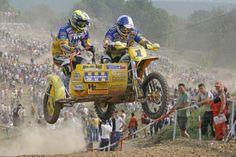 Side-car cross # motocross # Plomion