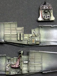Supermarine Spitfire Mk.I by Brett Green (Tamiya 1/48)