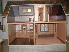 Rye Milled Dollhouse Kit