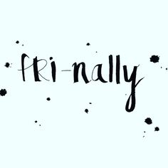 Is there a longer week than your first week back after a holiday break? But honestly its good to be back and working hard on some fabulous projects.... we may just need some little weekend naps to catch up! :) #friday #friyay