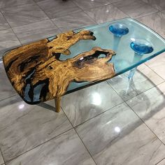 Mustafa Gök's Resin and Wood Ensemble - Popular Woodworking Magazine