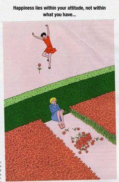 A beautiful illustration of #happiness