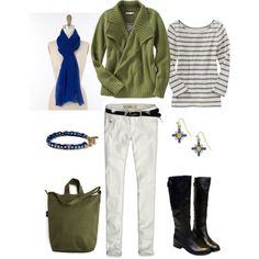 """Being ""Green"""" by bluehydrangea on Polyvore"