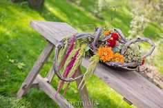 Wreaths, Autumn, Colors, Wedding, Home Decor, Valentines Day Weddings, Fall, Door Wreaths, Mariage