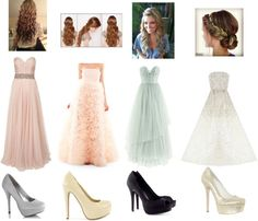 """""""Prom Outfits: Long dresses"""" by mallorychristine ❤ liked on Polyvore"""