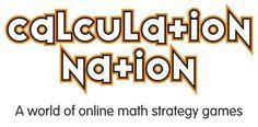 Math games and digital manipulatives