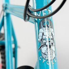 Yeti Pro F.R.O. - dream old school mt bike