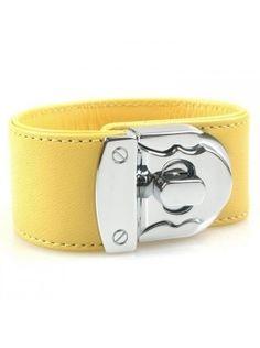 Pratten cuff - As seen in... Cleo, Mar '12