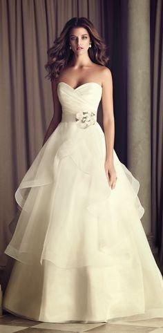 Best Wedding Dresses of 2014 - Paloma Blanca