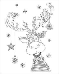 Look what I found on AliExpress Christmas Makes, Christmas Colors, Christmas Art, All Things Christmas, Christmas Drawing, Christmas Paintings, Christmas Activities, Christmas Printables, Colouring Pages