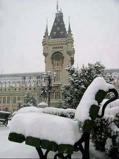 Iasi, Romania Best Places To Travel, Places To Visit, Visit Romania, Infrared Photography, Famous Castles, Medieval Town, Central Europe, Wonderful Places, Travel Inspiration