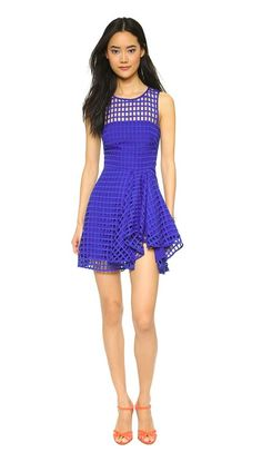 Blue cocktail dress for summer night out parties, dinner with friends, date nights and concerts