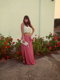 ASfashionlovers: Flowers My Outfit, Posts, Formal, Flowers, Blog, Outfits, Style, Fashion, Preppy