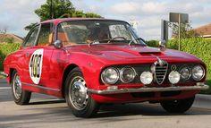 Alfa Romeo 2600 Coupè Sprint - Dream Cars