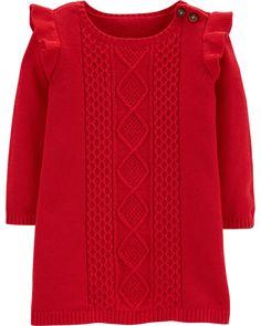 8eda38de9 19 Best toddler sweater dress images