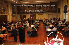 VI Turniej Szachowy o Szablę Piłsudskiego, Świdnica, 11.11.2016