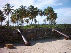 """""""Forte Orange"""". * Ilha de Itamaracá * # Estado de Pernambuco, Brasil."""