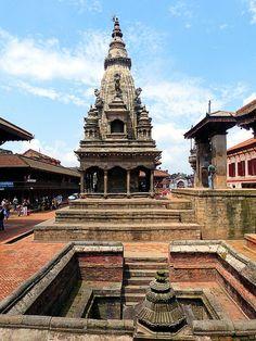 Nepal - Bhaktapur 04 Vatsala Durga temple