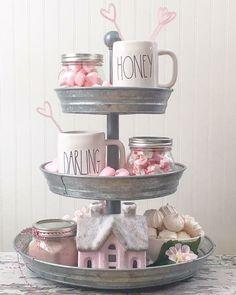 Hot Chocolate Valentine Treat Presentation