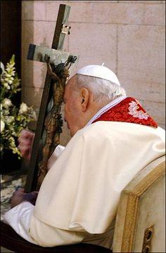 Vatican Announces Beatification of Pope John Paul II Catholic Prayers, Catholic Saints, Roman Catholic, Catholic Religion, Catholic Art, Papa Juan Pablo Ii, Pope John Paul Ii, Paul 2, Pope Benedict