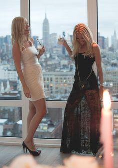 Sofi Fahrman, great dress!
