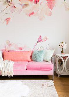 Apartment Reveal: Rosie's Nursery + Master Bedroom!
