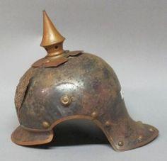 WWI German Helmet
