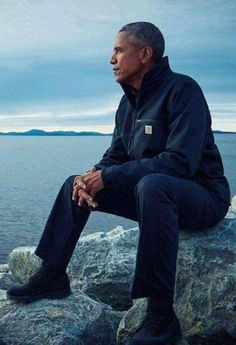 President Barrack Hussein Obama. A great man, great president. You are missed already.