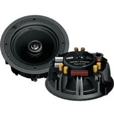 Definitive Technology UEWA/Di 8R Round In-ceiling Speaker (Single) by Definitive Technology. $299.00. Definitive's in-ceiling DI 8R speakers feature near-invisibility thanks to their small diameters, hidden flange design, and low profile micro-perf grilles. They are as easy to install as traditional flanged flush-mount speakers, and don't require custom sheetrock/spackle skills to install yet they are practically invisible. The DI 8R grille is a mere 9-3/4 i...