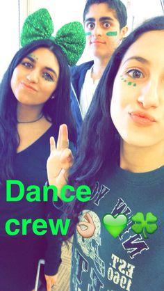 Our dance crew is full of spirit! #nshashiriyah15