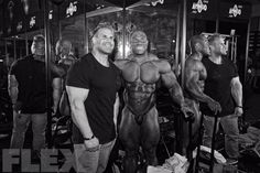 Behind the Scenes at the 2015 Olympia