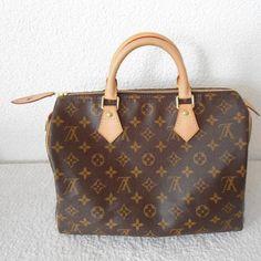 Tip: Louis Vuitton Handbag (Brown) My Faveeeee baggg