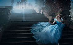 disney-dream-photo-manipulation-annie-leibovitz-23 Scarlett Johansen as Cinderella