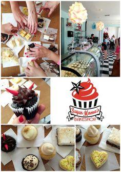 Need a sweet treat? Stop at Sugar Mama's Bakeshop in Austin, TX