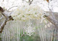 Elegant Tree Arch