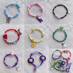 Hoseok Bts, Bts Taehyung, Bts Bangtan Boy, Jhope, Jimin, Bts Bracelet, Beaded Bracelets, Bracelet Making, Mode Kpop
