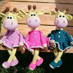 Автор фото @svatkova_marina - подписывайте свои фото тегом #weamiguru, лучшие попадут в нашу ленту! #amigurumi #crochet #knitting #cute #handmade #амигуруми #вязание #игрушки #интересное #ручнаяработа #toys #cute #amigurumilove #хендмейд