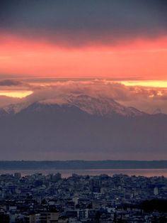 Θεσσαλονίκη -  Όλυμπος (φωτ: Romana Mandenganja)