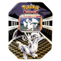 Pokemon POK TOY BLAC K WHITE TIN #2