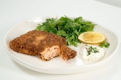 Forget about chicken, there's a new schnitzel in town.