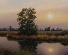 Renato Muccillo Fine Arts Studio - Wetlands at Dusk