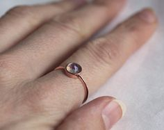 Moonstone Ring Rainbow Moonstone Ring Gold Moonstone Ring