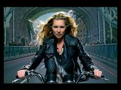 Rimmel Volume Flash Mascara 'Biker Chick' Kate Moss Commercial - YouTube