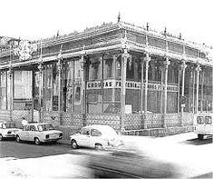 el antiguo mercado de S. Miguel