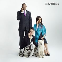 Softbank Mobile Poster