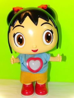 2009 Mattel Viacom Ni Hao Kai LAN Super Special Friend Animated Doll | eBay