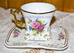 The real truth about my European style porcelain painting