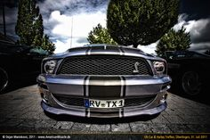bad shelby front by AmericanMuscle.deviantart.com on @deviantART